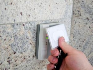 Municipal Building Access Control Inaction