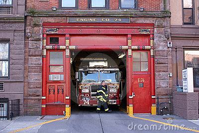 Firehouse Security PA DE NJ